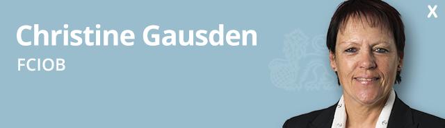 Christine Gausden