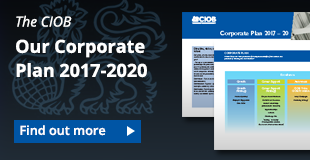 CIOB Corporate Plan 2017 top 2020