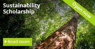 Sustainability scholarship