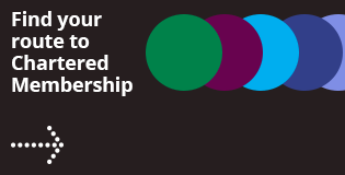Find your route to Chartered Membership