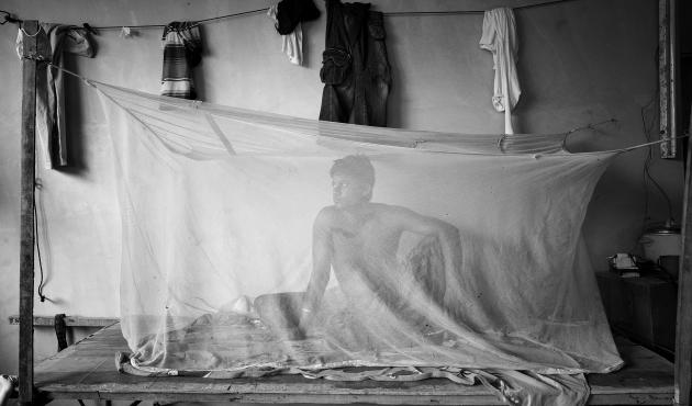 Bangladeshi labourers in Malaysia, photography by Nick Ng